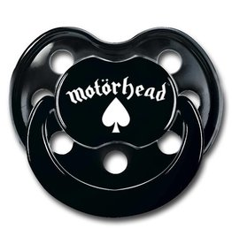 Motörhead - Schnuller 6-18 Monate