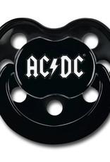 Schnuller mit Motiv von AC/DC6-18 Monate