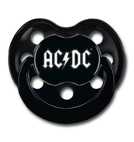 AC/DC AC/DC - Schnuller 6-18 Monate