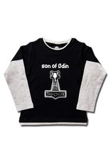 Son of Odin - Kids Skater Shirt