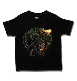 Green Dragon - Kids T-Shirt