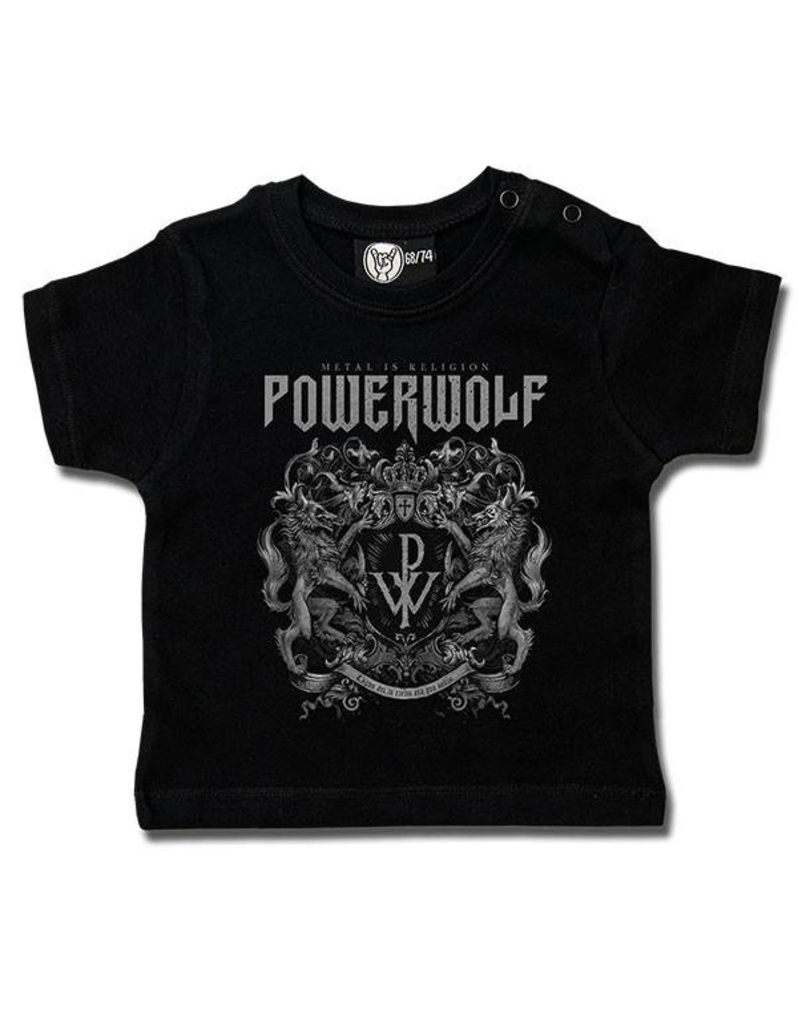 Powerwolf (Crest) - Baby T-Shirt