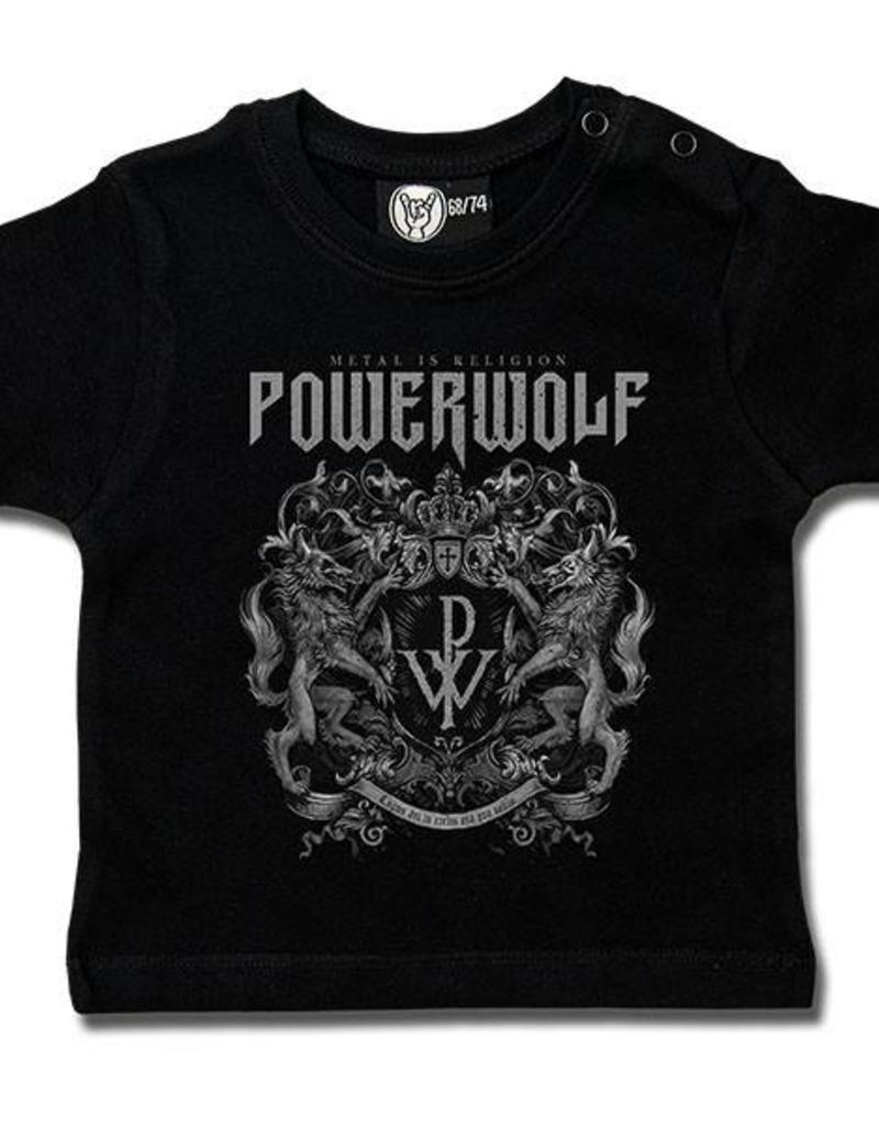 Powerwolf (Crest) - Baby T-Shirt