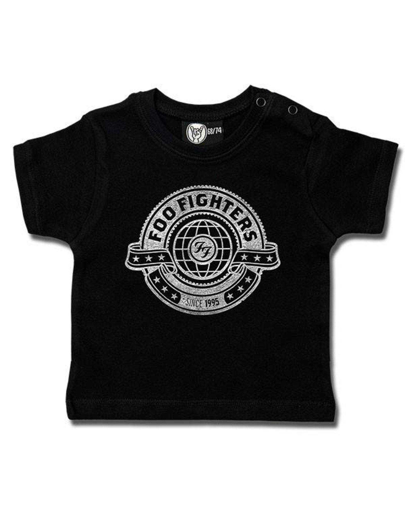 Foo Fighters Foo Fighters (World) - Baby T-Shirt