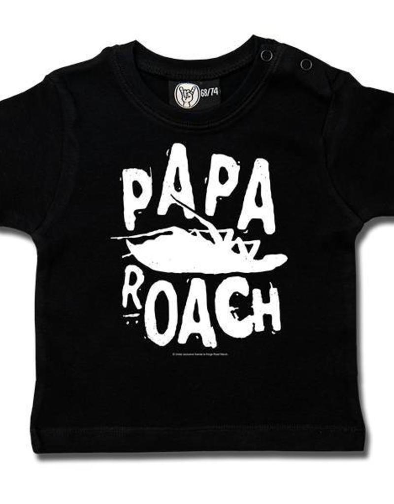 Papa Roach (Logo/Roach) - Baby T-Shirt
