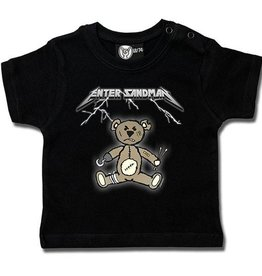 Enter Sandman (Metallica Tribute) - Baby T-Shirt