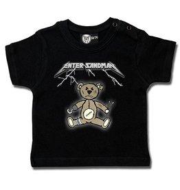 Metallica Enter Sandman (Metallica Tribute) - Baby T-Shirt