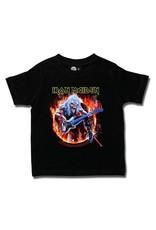 Iron Maiden Iron Maiden (Fear Live Flame) - Kids T-Shirt