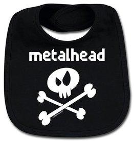 metalhead - Lätzchen - Für unersättliche Nachwuchsrocker!