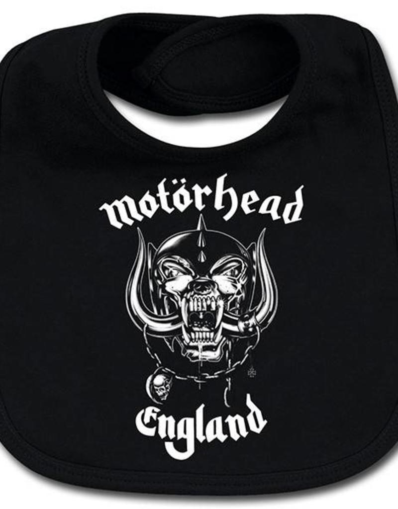 Motörhead (England) - Baby Lätzchen - Für unersättliche Nachwuchsrocker!  - Copy - Copy