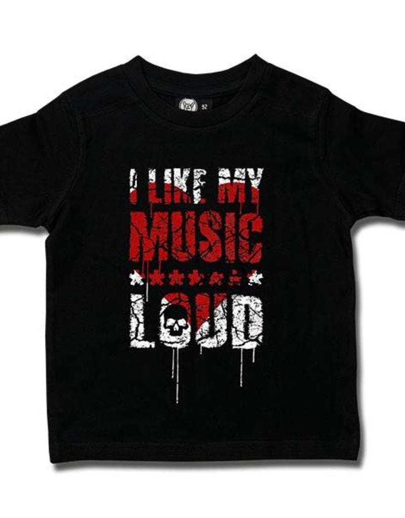 Rock Rebel R.E.D - Kids T-Shirt