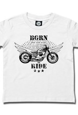 born to ride - Kids T-Shirt