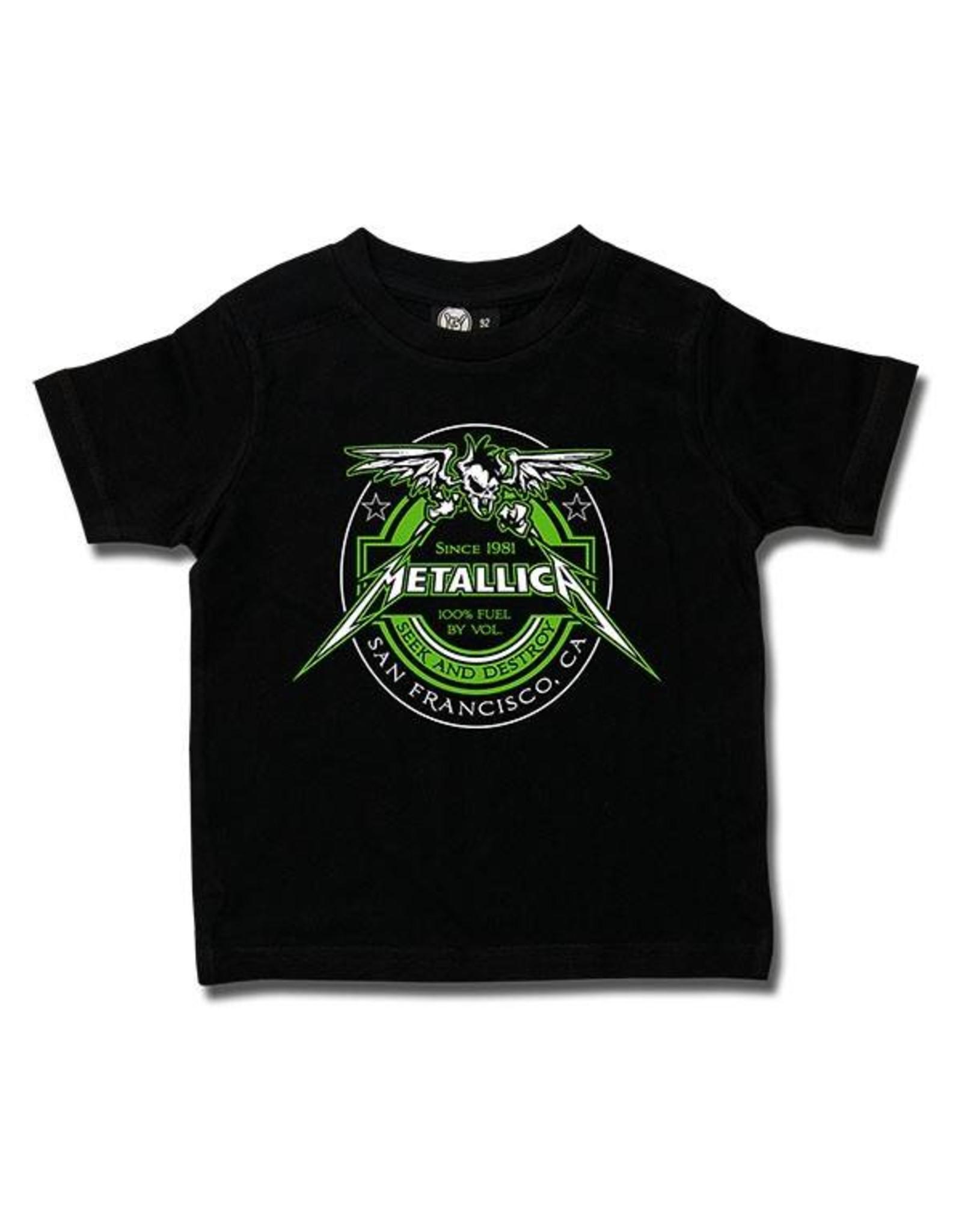 Metallica Metallica (Fuel) - Kids T-Shirt