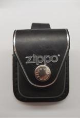 Zippo Feuerzeug Tasche schwarz