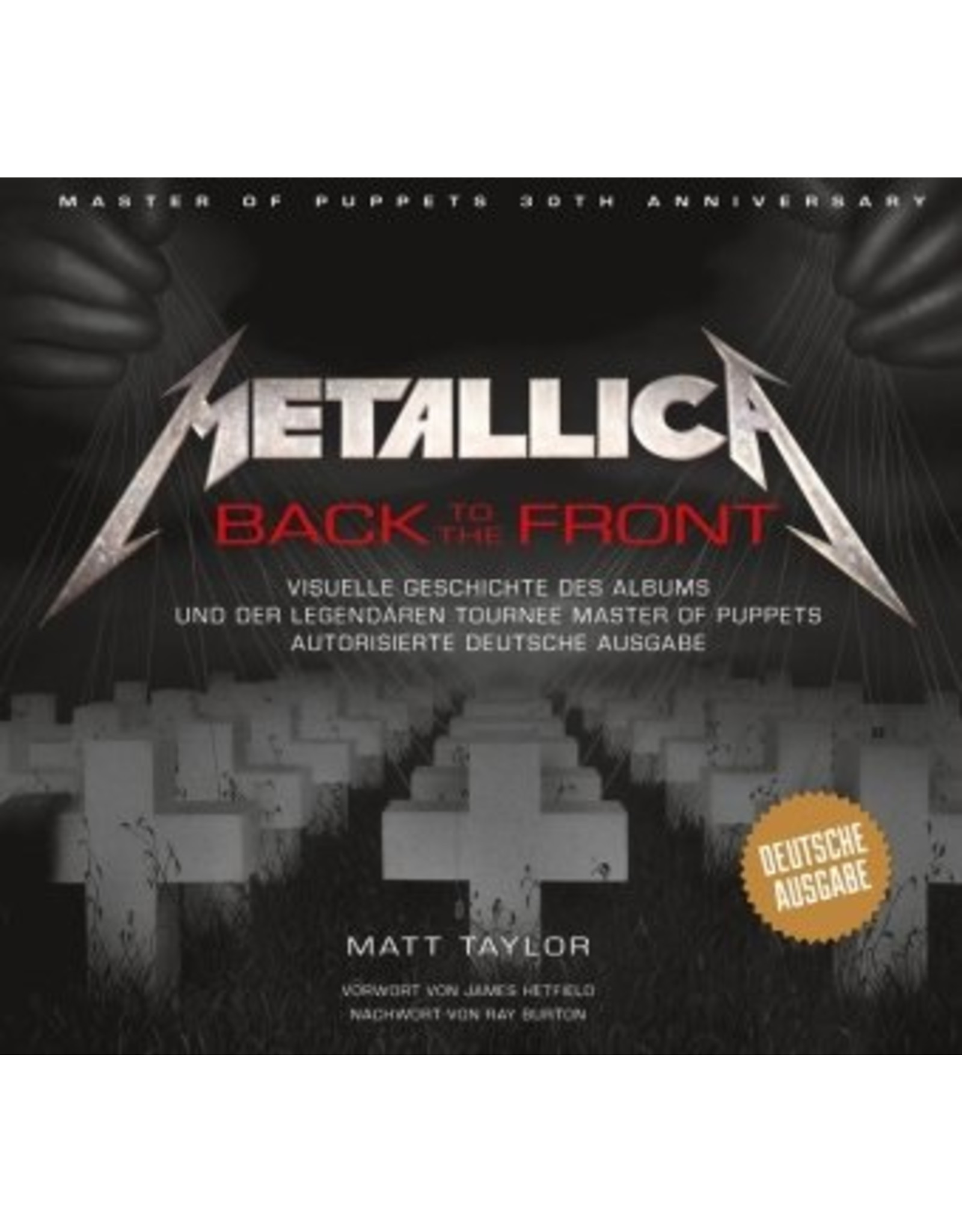 Metallica Metallica: Back to the Front - deutschsprachige Ausgabe