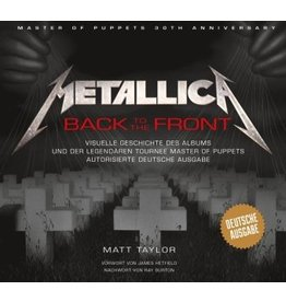 Metallica Metallica: Back to the Front