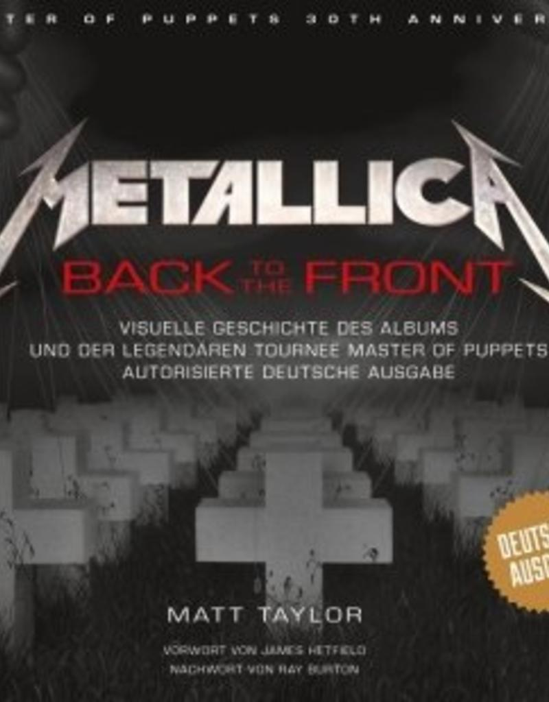 Metallica: Back to the Front - deutschsprachige Ausgabe