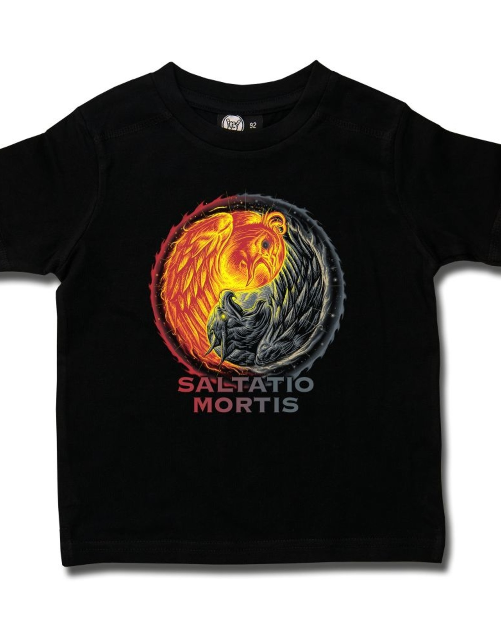 Saltatio Mortis (Yin & Yang) - Kids T-Shirt