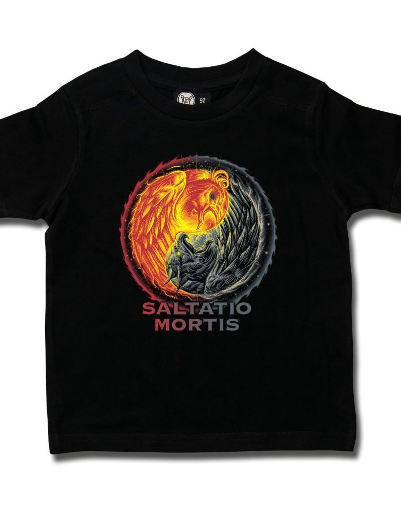 Saltatio Mortis (Yin & Yang) - Kids T-Shirt