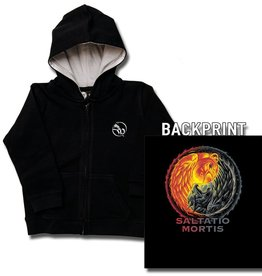 Metal Kids Saltatio Mortis (Yin & Yang) - Kids Kapuzenjacke