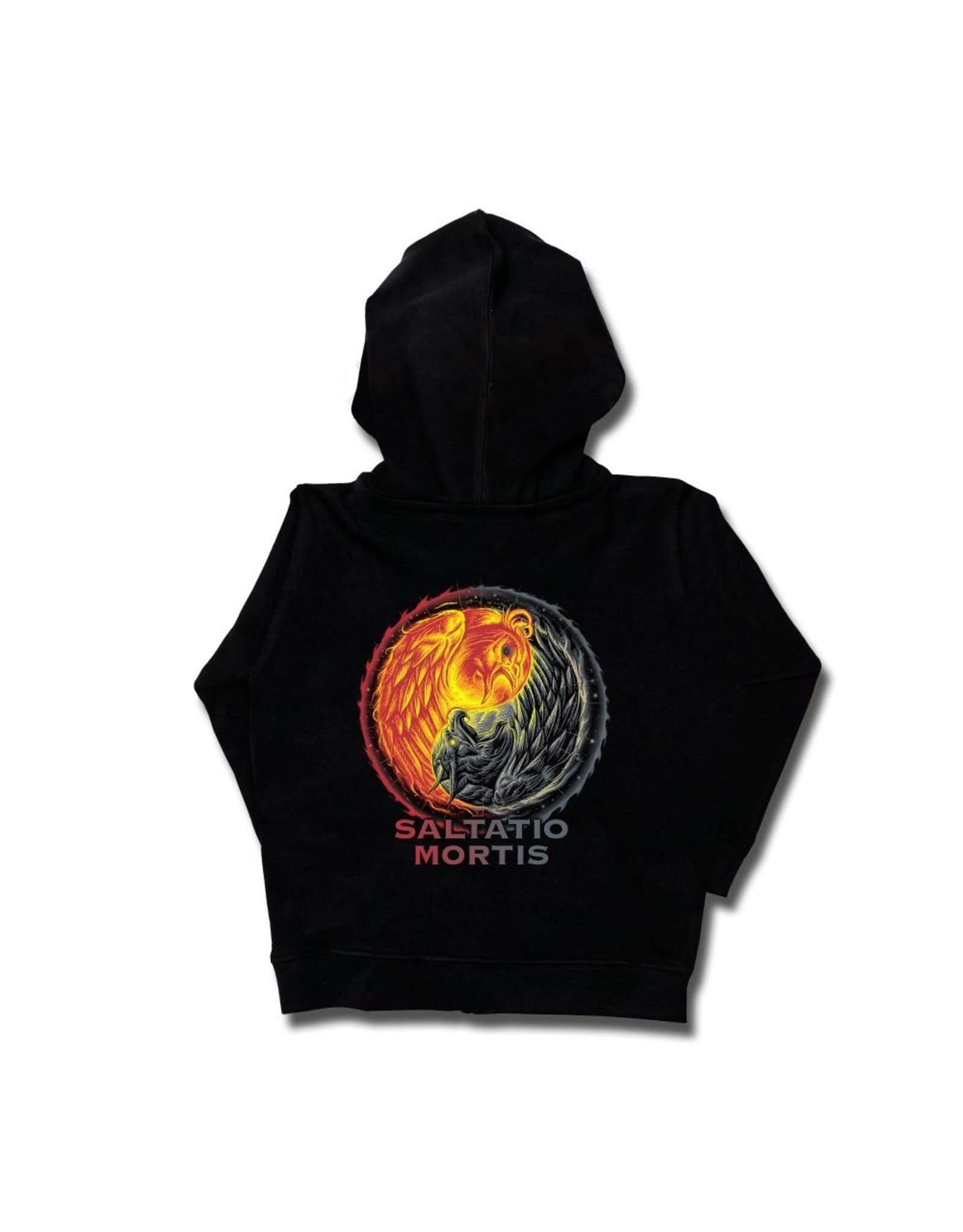 Metal Kid Saltatio Mortis (Yin & Yang) - Kids Kapuzenjacke