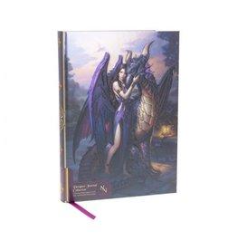 Notizbuch mit Drache - Dragon Sanctuary