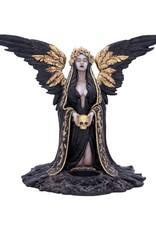 Teelichthalter Teresina Dark Reaper Engel 28 cm