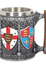 Englischer Ritter Krug