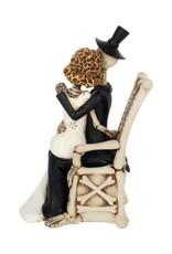 Gothic Skelett Brautpaar