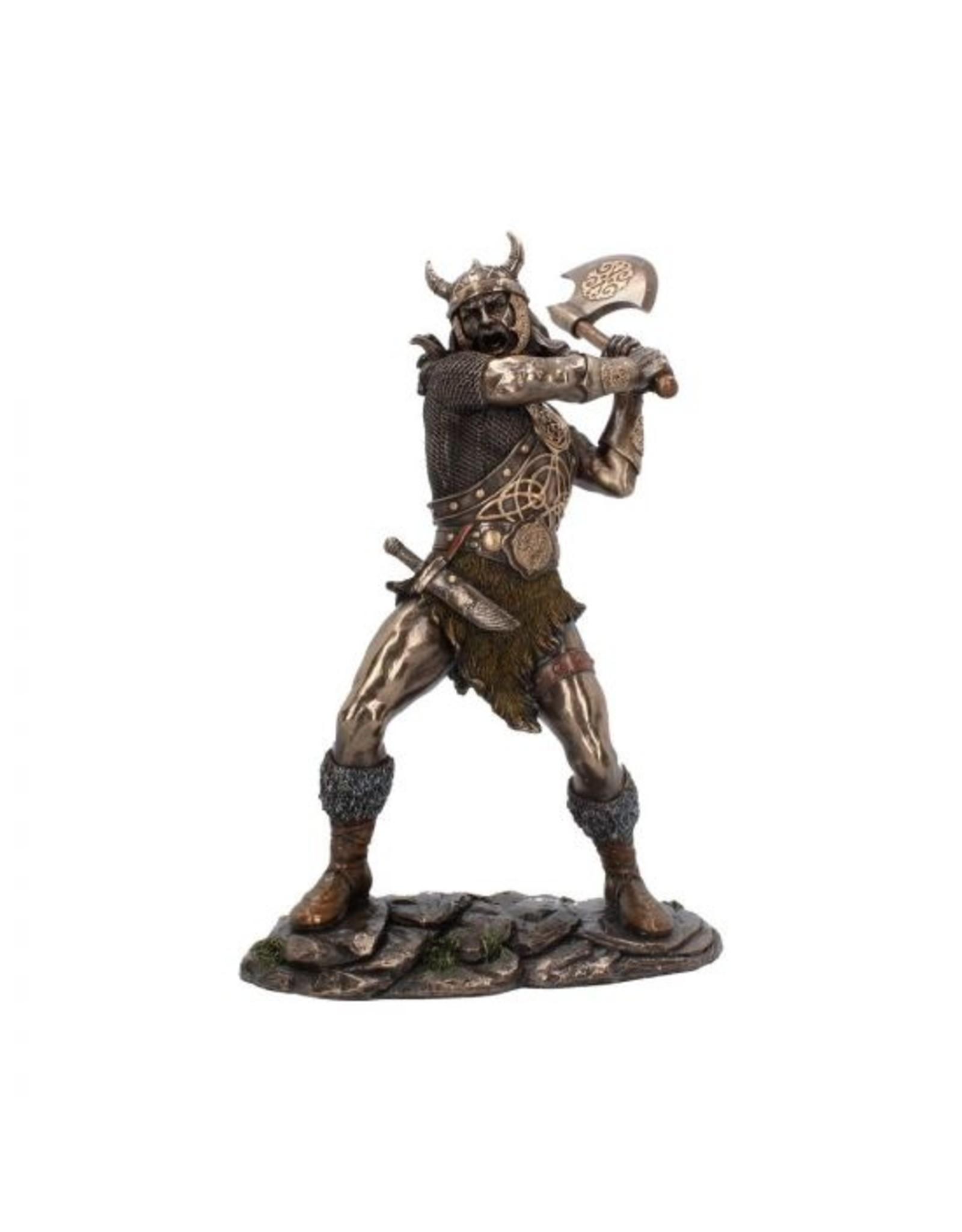 Wikinger Berserker Figur