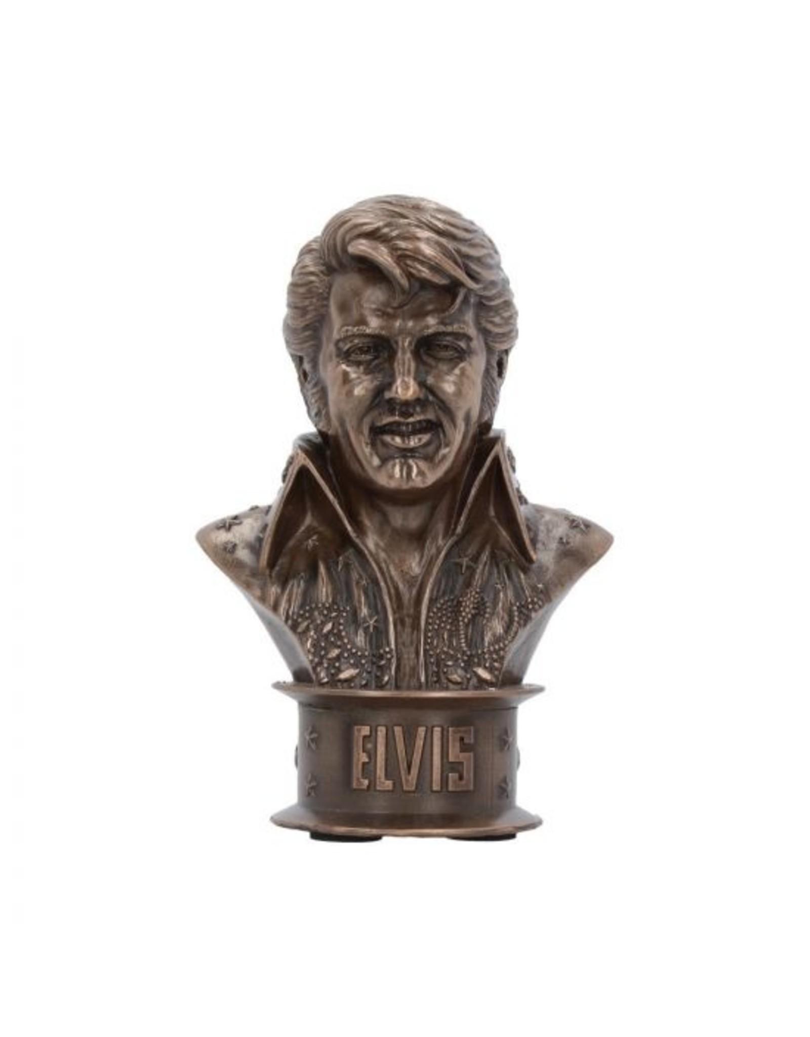 Elvis Büste klein