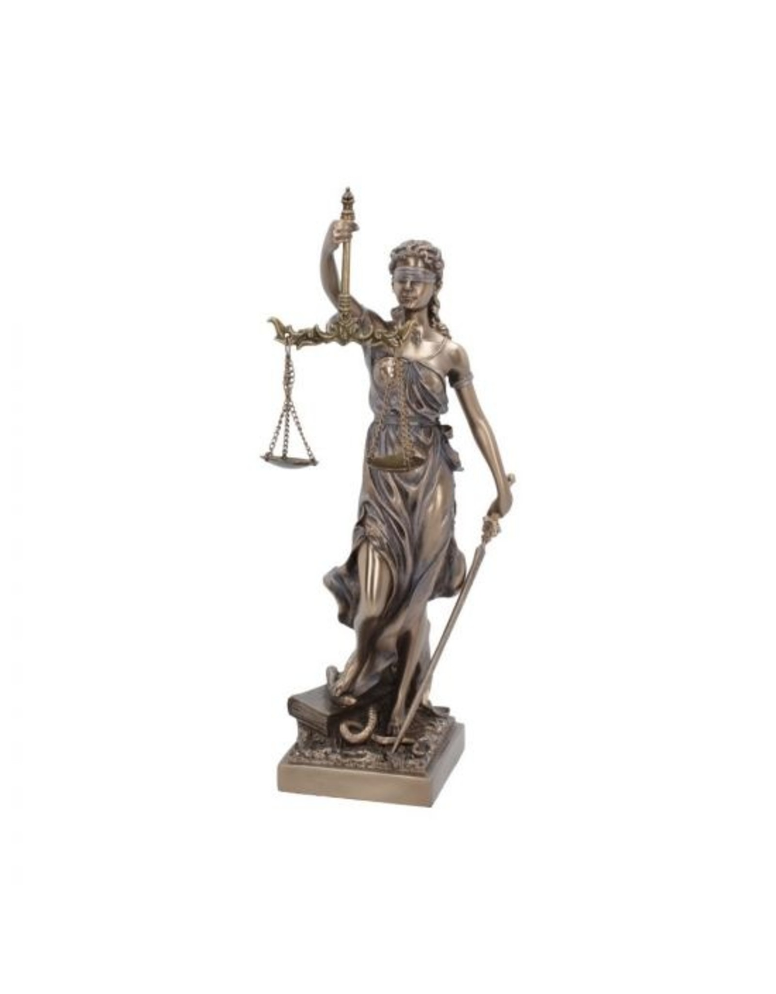 La Justicia Figur 33 cm