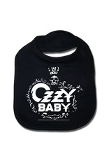 Ozzy Osbourne Ozzy Osbourne (Ozzy Baby) - Baby Lätzchen