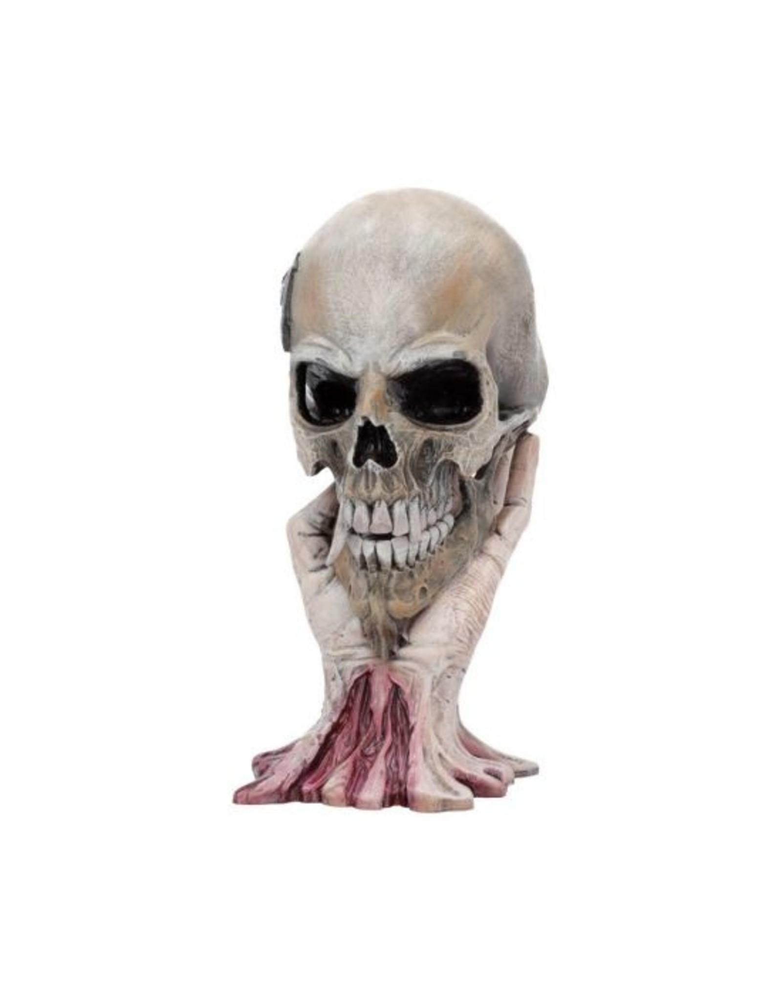 Metallica Metallica Totenkopf Figur - Sad But True 22 cm