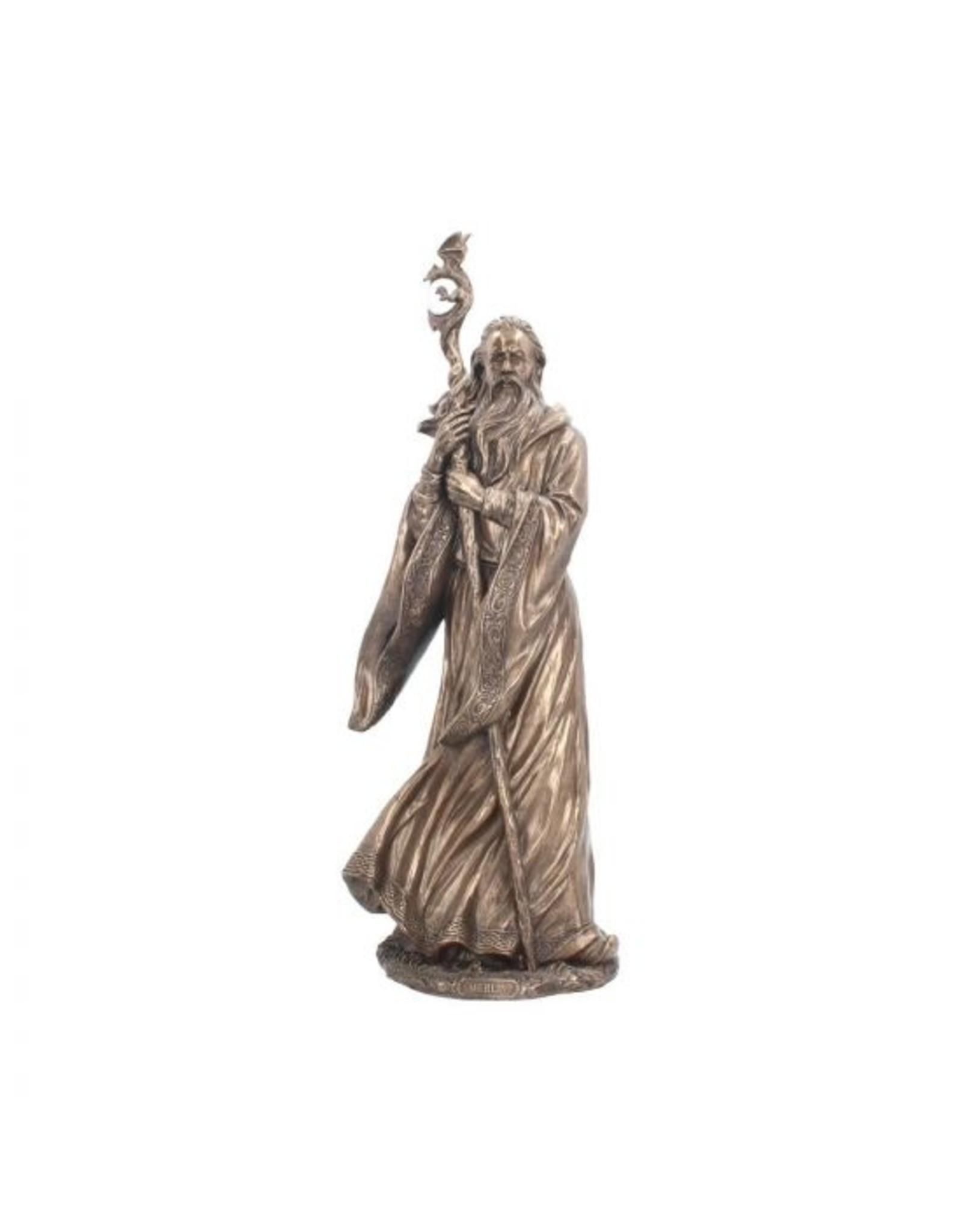 Merlin Bronze Large 47 cm