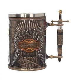 Game of Thrones Game of Thrones Krug Iron Throne