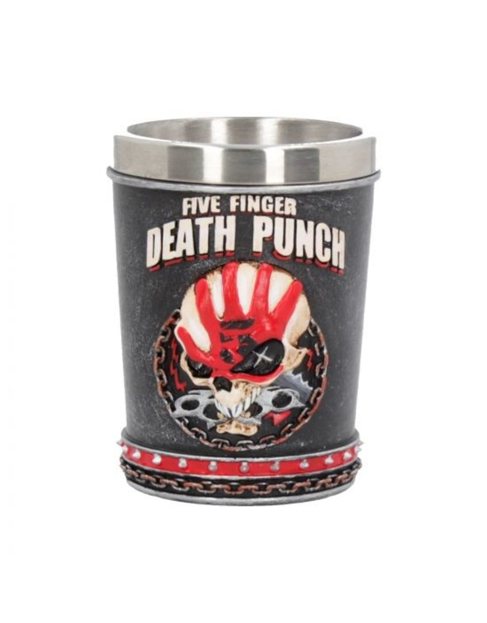 5FDP Five Finger Death Punch Schnapsbecher 7 cm