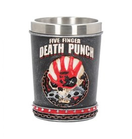 5FDP Five Finger Death Punch Schnapsbecher