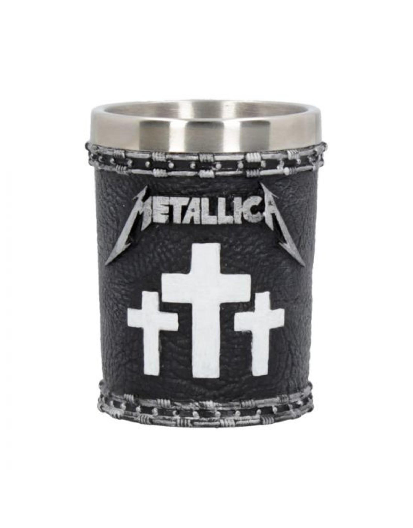 Metallica Metallica Master of Puppets Schnapsbecher 7 cm