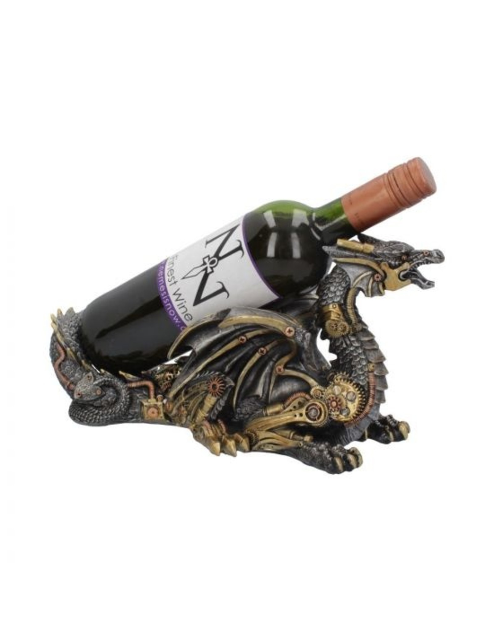 Flaschenhalter Drache Guardian of the Grapes 32cm