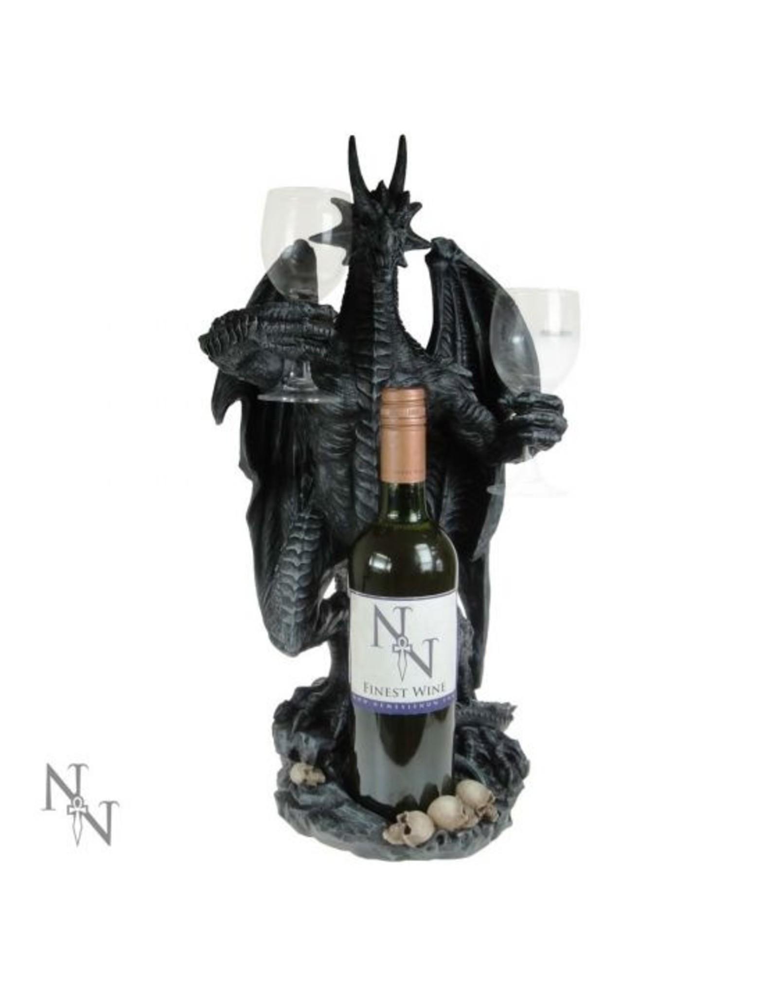 Flaschen/Gläser Halter Drache 50 cm