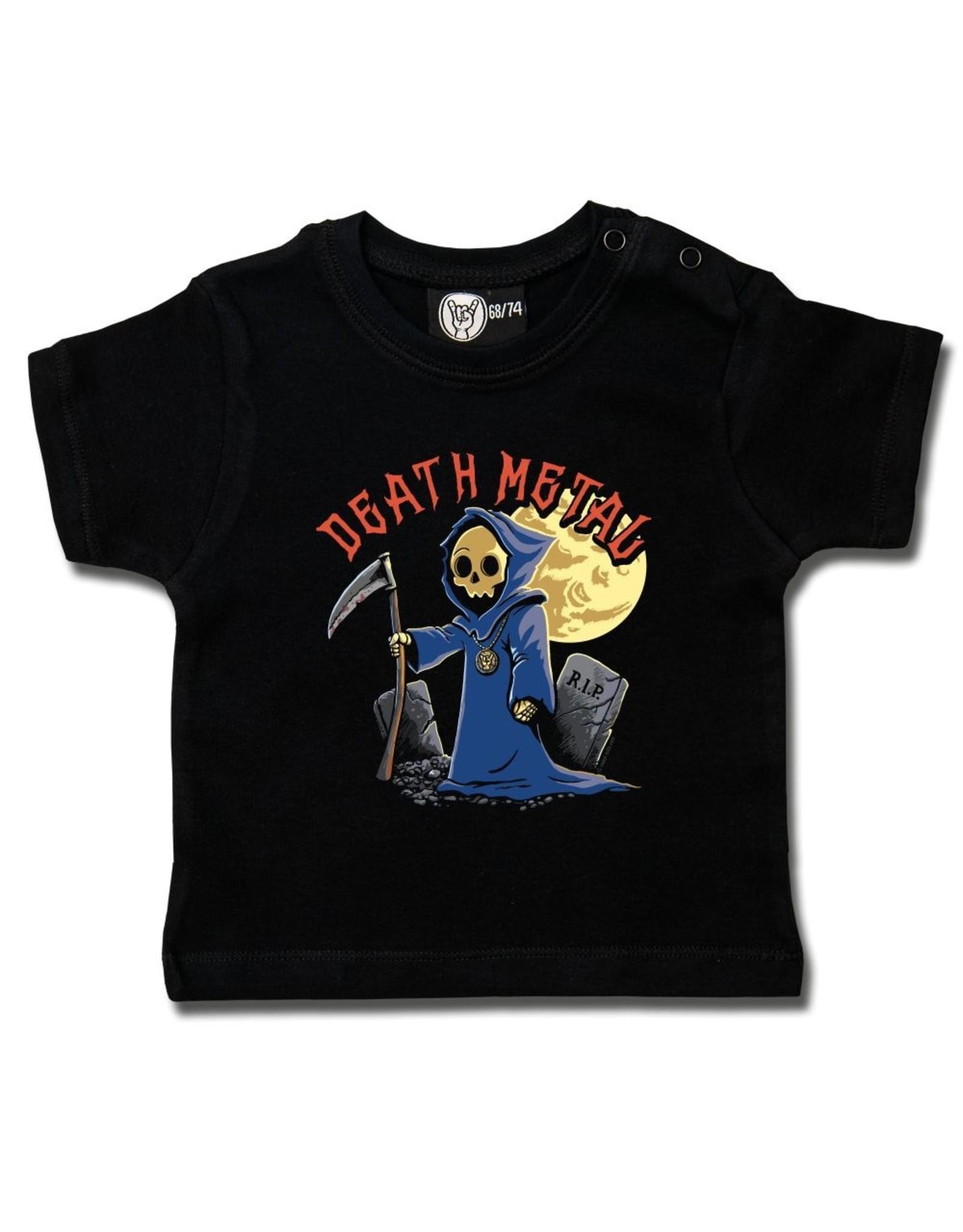 Death Metal Death Metal - Baby T-Shirt