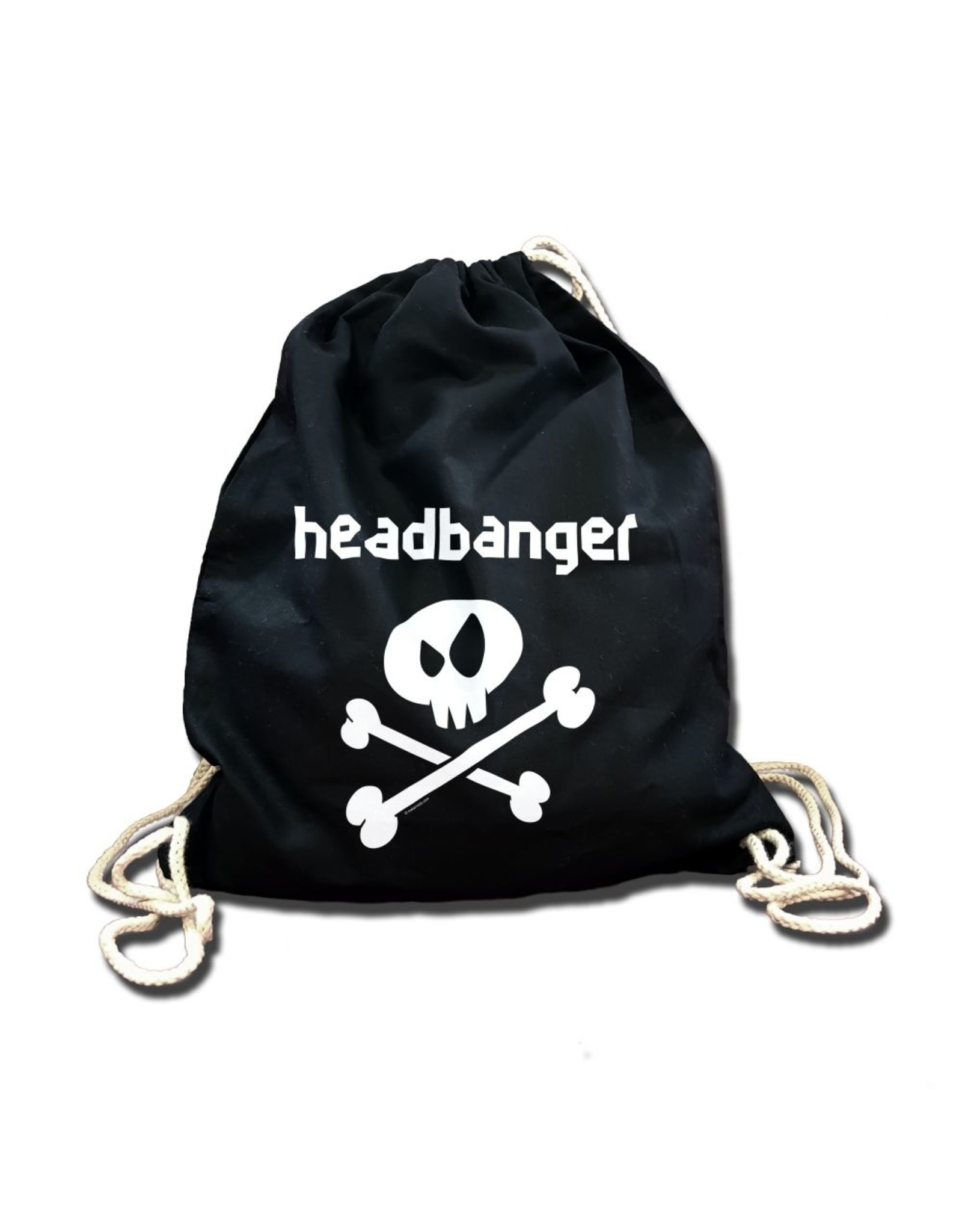 Metal Kid headbanger - Rucksack/Turnbeutel