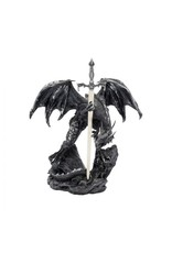 Brieföffner - Black Dragon Sword, 22,5 cm