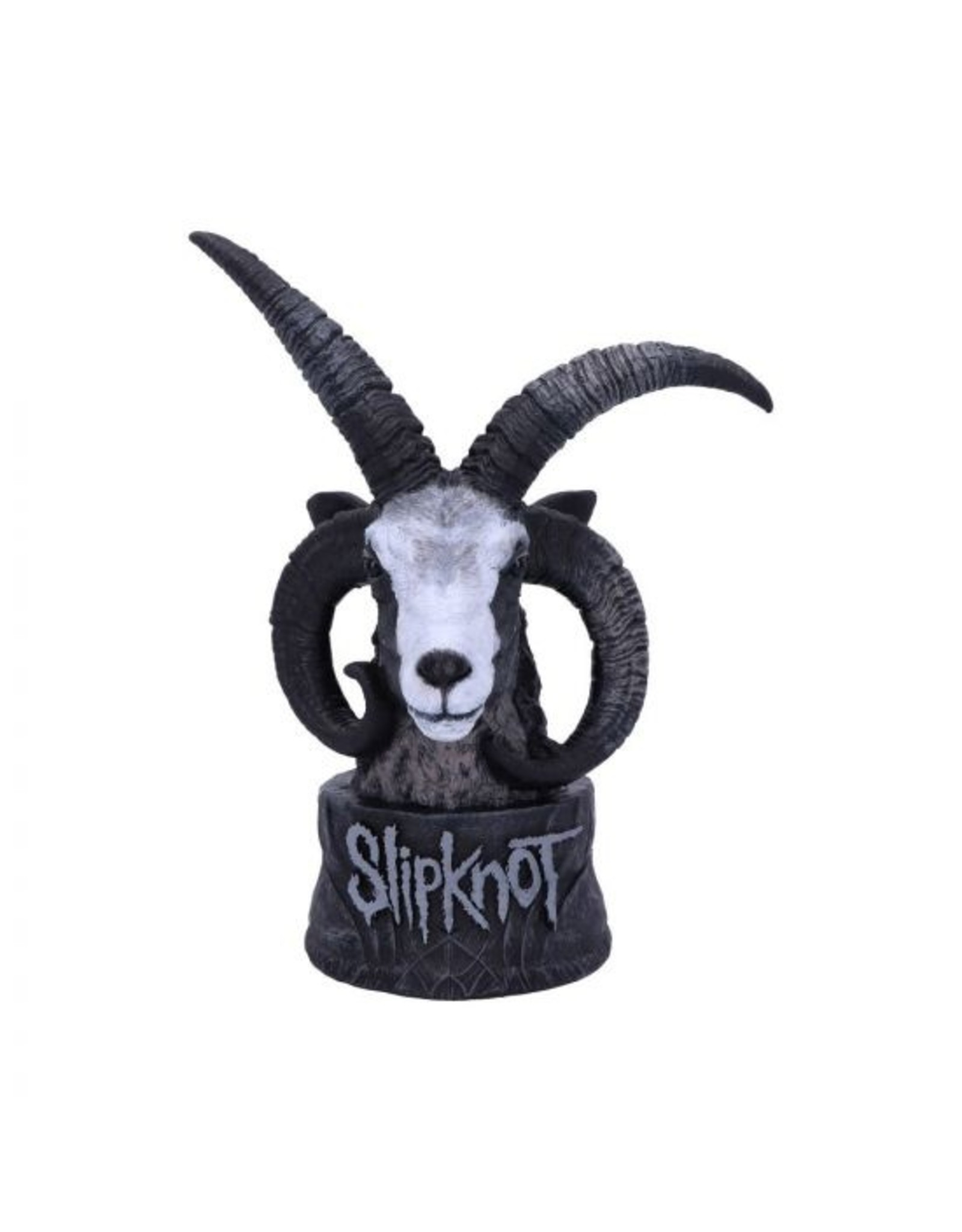Slipknot Slipknot Figur - Ziegenkopf Flaming Goat 23 cm