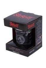 Slipknot Schnapsbecher Slipknot Flaming Goat 8,5 cm