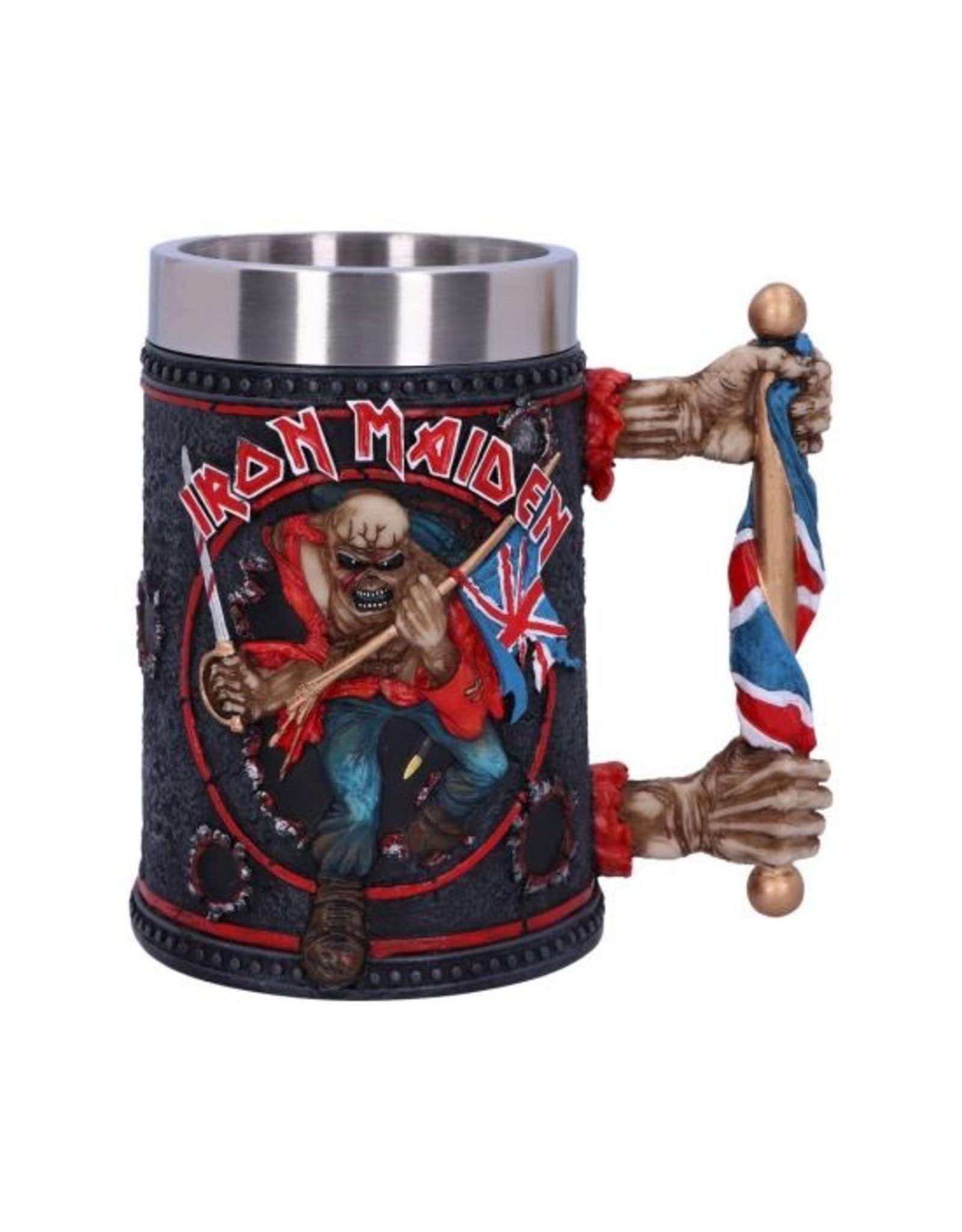 Iron Maiden Iron Maiden Krug Trooper  14 cm