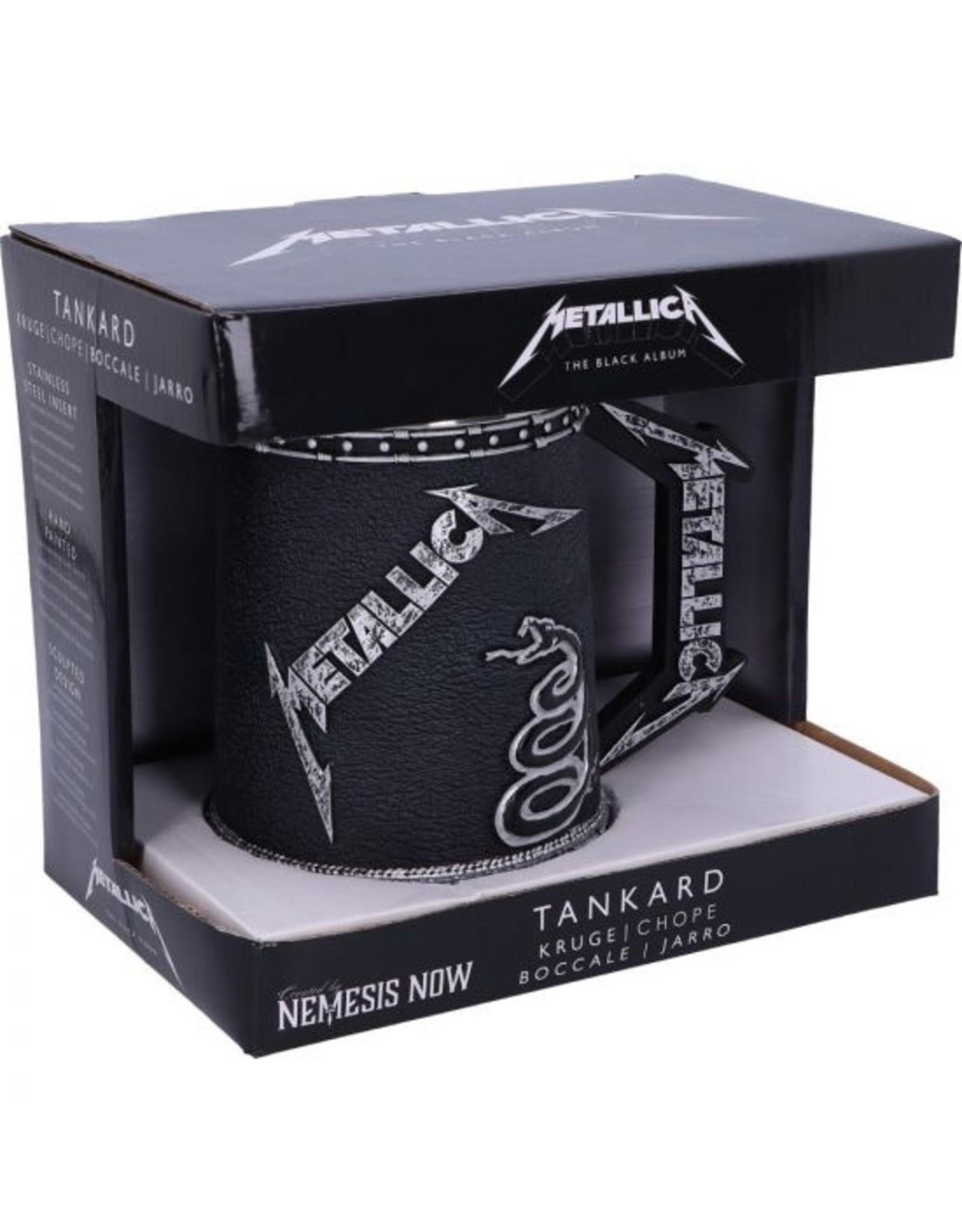 Metallica Metallica Krug -The Black Album