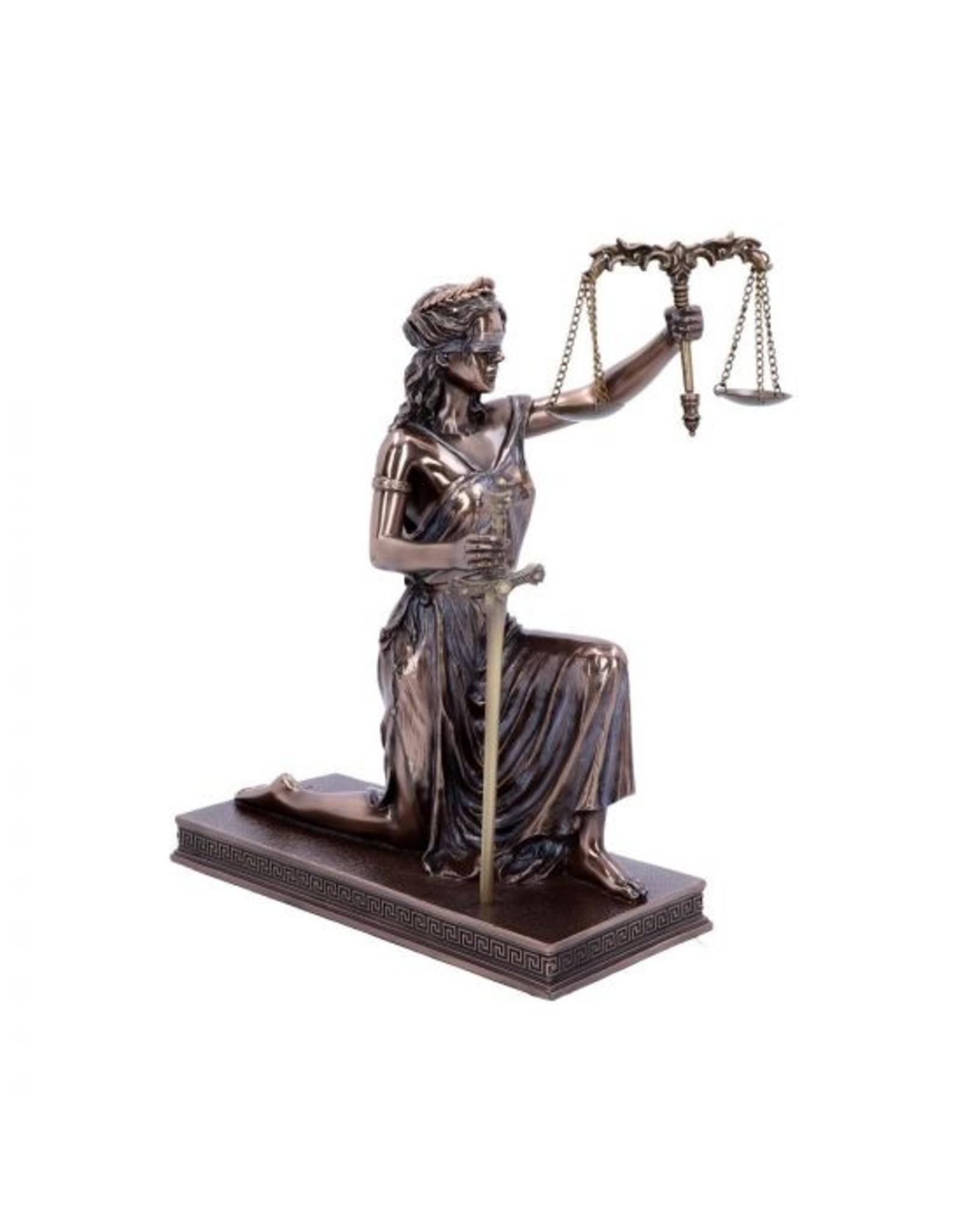 Nemesis Now Lady Justice mit Brieföffner 25 cm