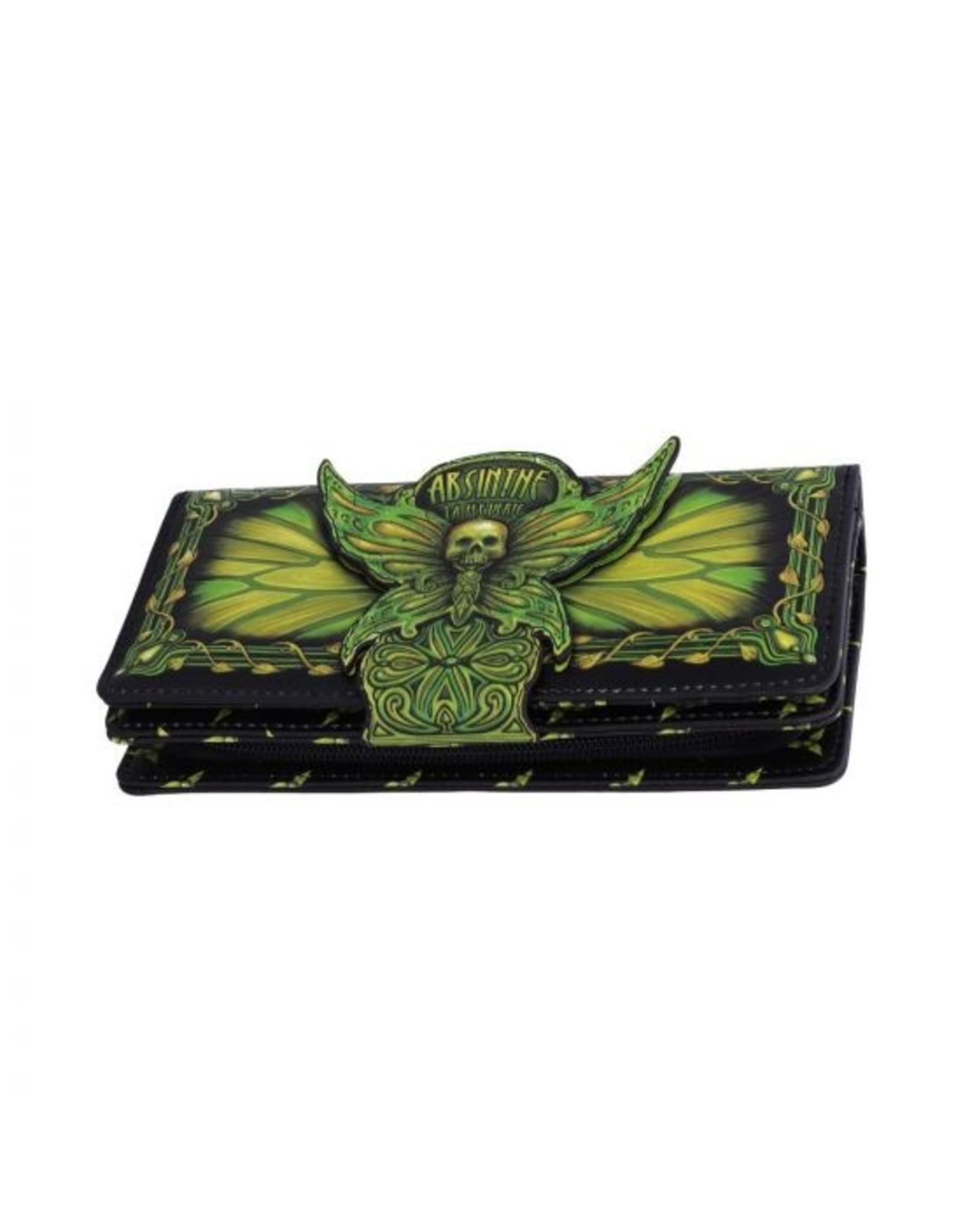 Geldbörse Absinthe - La Fee Verte